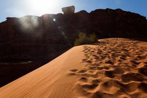 Jordanie - Wadi Rum - 22/09/2014 ©Corentin LAURENT